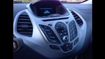 Teste CARPLACE: já levamos o novo Ford Ka para a pista - confira as medições