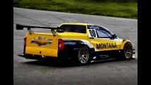 Nova Copa Chevrolet Montana 2010 - Categoria terá pick-ups com motores V8 de 340hp