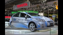 Chevrolet Volt registra forte crescimento no semestre - Nissan Leaf cai e Prius Plug-In vai bem