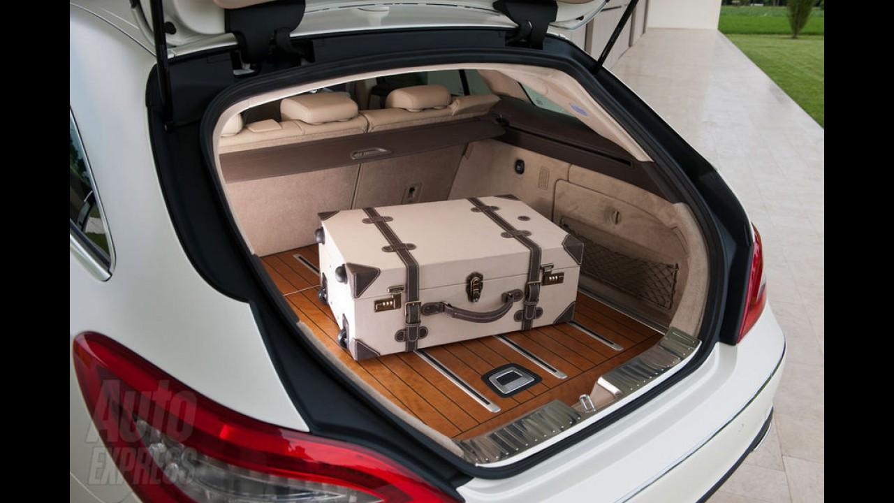 Nova Mercedes-Benz CLS Shooting Brake aparece em imagens de publicação britânica