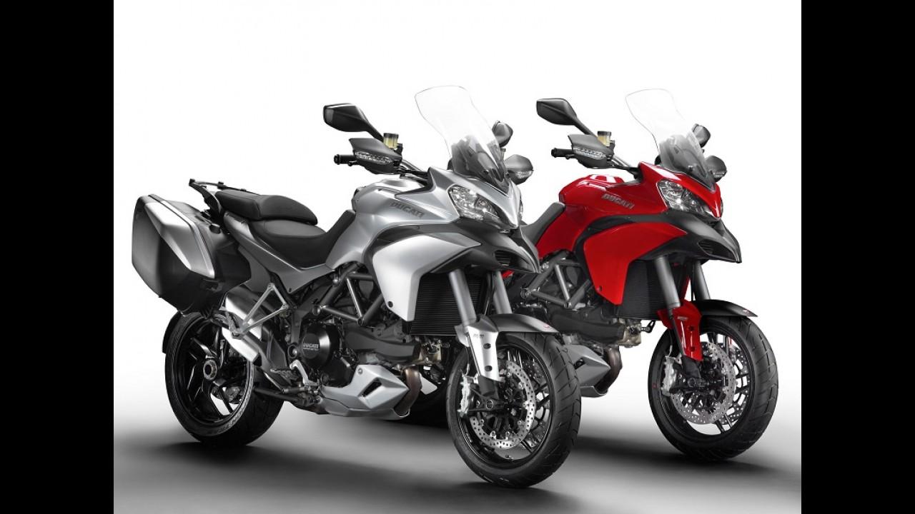 Ducati anuncia produção da aventureira Multistrada 1200 no Brasil