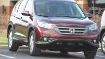 2012 Honda CR-V spied undisguised - 11.11.2011