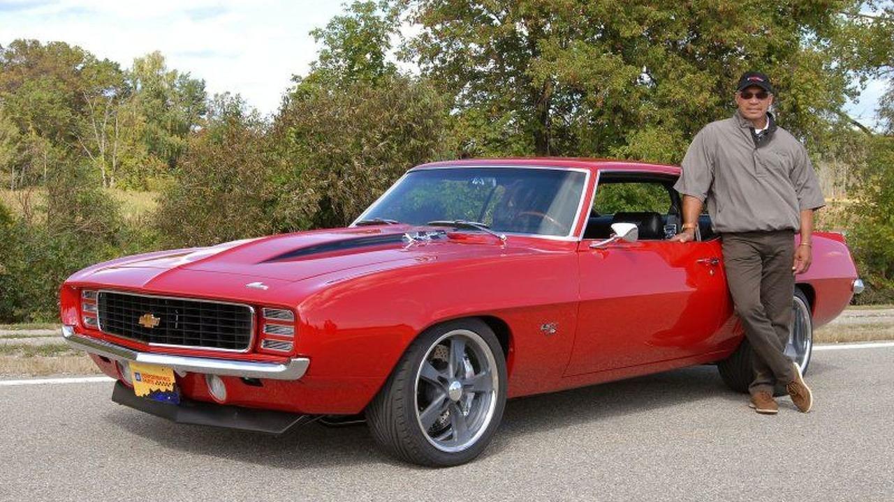 Reggie Jacksons 1969 Camaro