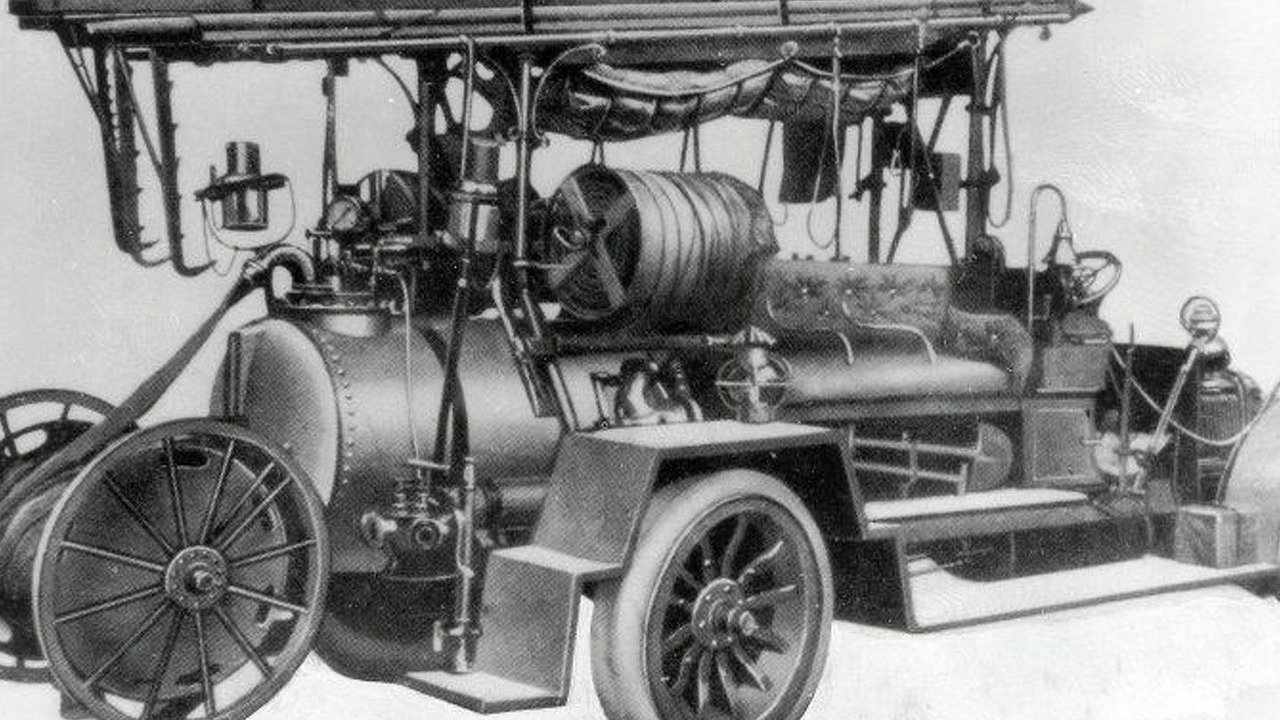 World's First Gasoline Powered Fire Fighting Pump
