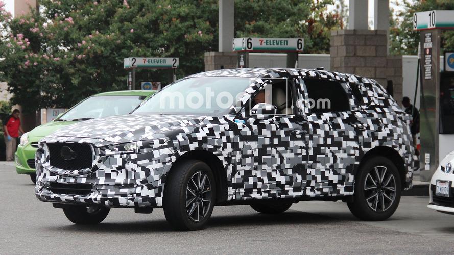 Mazda CX-5 2018 - En flagrant délit !