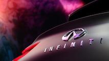 Infiniti QX Sport Inspiration concept Paris Motor Show