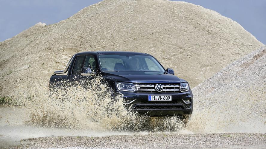 Volkswagen Amarok yeni yüzüyle Türkiye'de