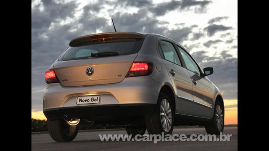 Volkswagen reduz preço do Novo Gol 1.0 para R$ 27.320 devido a isenção do IPI