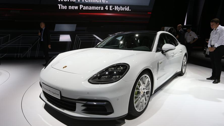 Porsche Panamera with hybrid V8 power considered