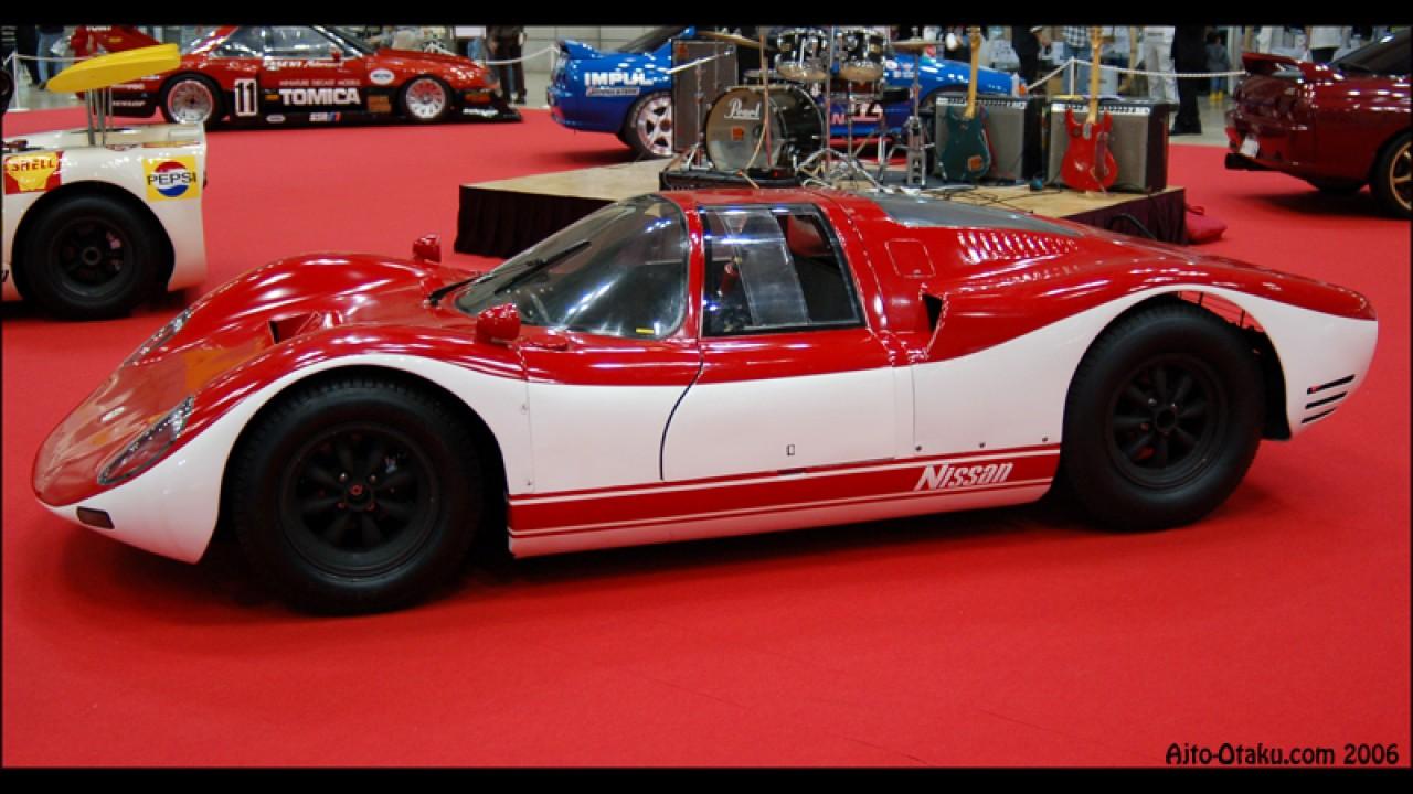 Nissan R380 II