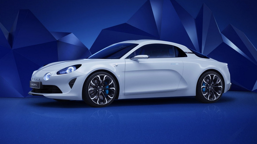 Alpine could take engines from Mercedes-AMG