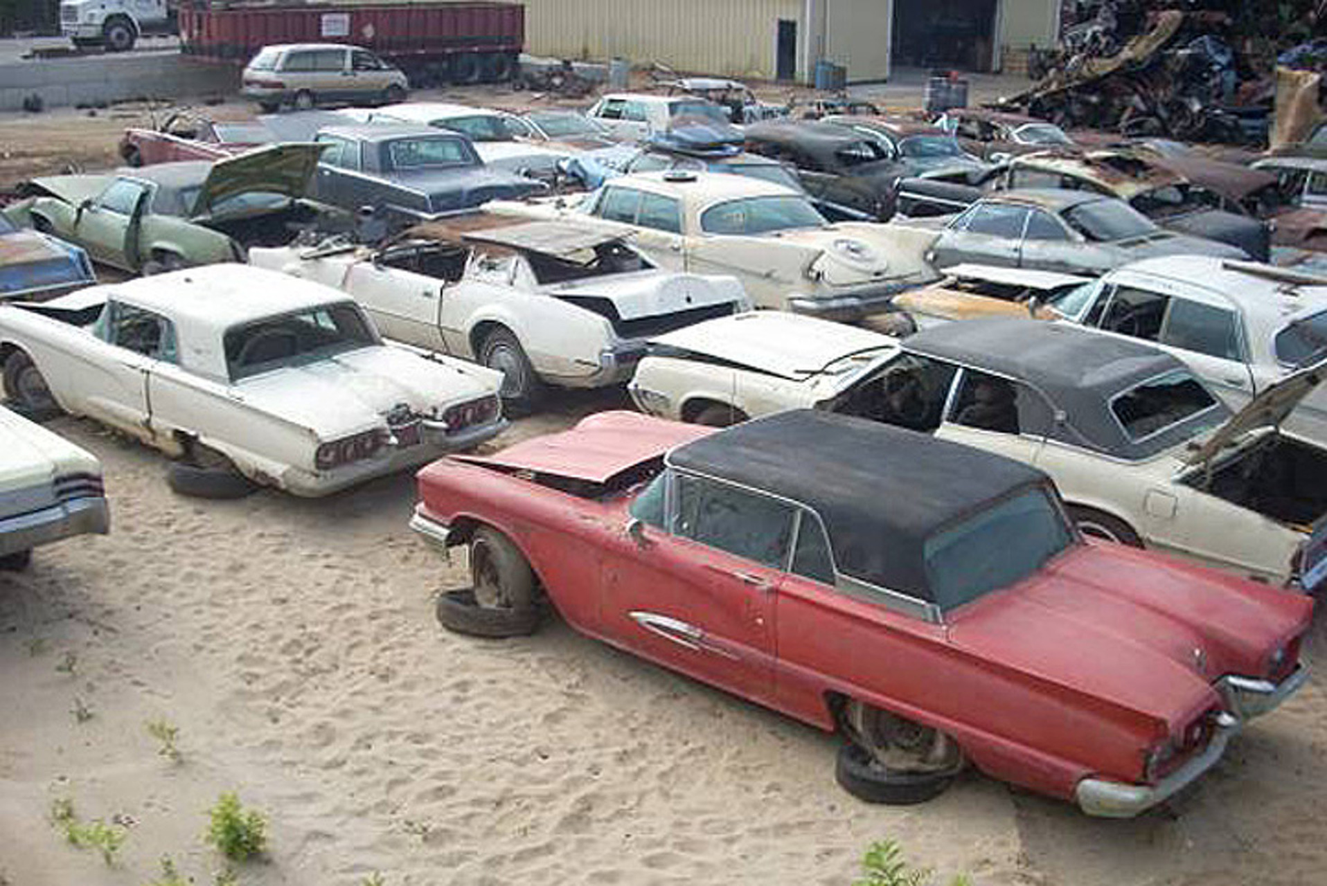 Grab These Classic Junkyard Parts While You Can