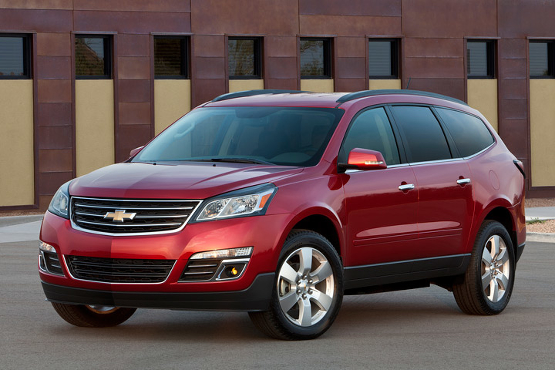 Chevrolet Expected to Add Another Crossover SUV in 2017