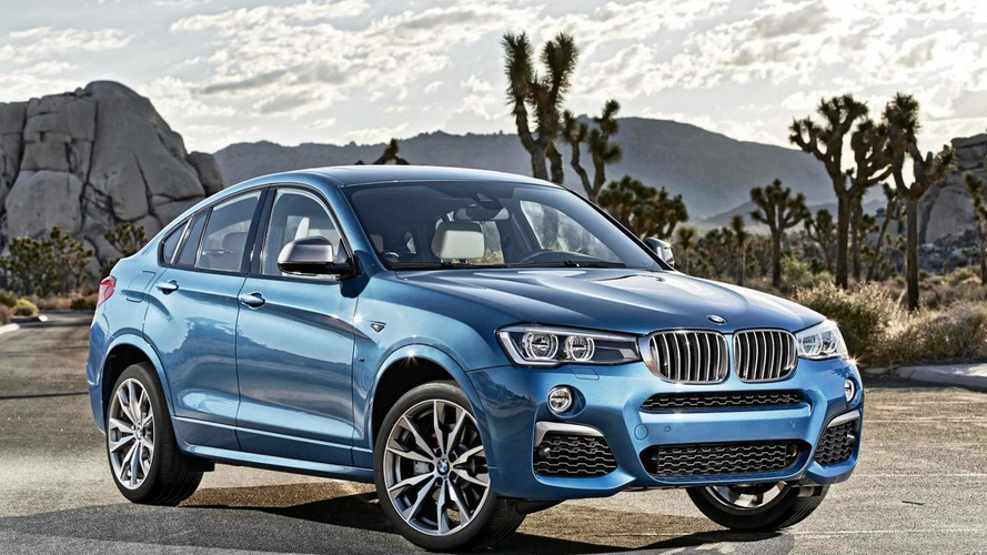 BMW X4 M40i starts at €65,000 in Germany