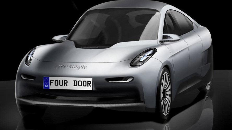 Riversimple planning ultra-efficient hydrogen sedan, utility van