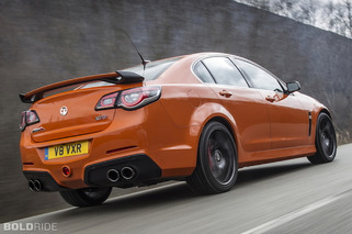 Vauxhall VXR8 GTS is the Chevy SS' Insane Supercharged Cousin