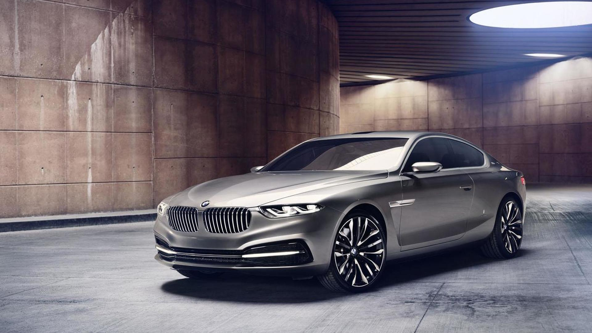 2016 BMW 5Series to have Gran Lusso Coupe styling influences 600