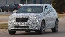 2019 Cadillac XT4 Spy Photos