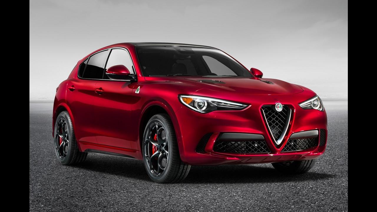 Alfa Romeo Stelvio Quadrifoglio e le sue rivali 001