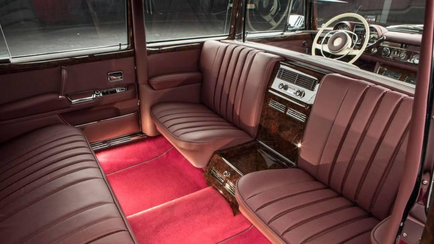 Mercedes-Benz 600 Pullman, de 1969