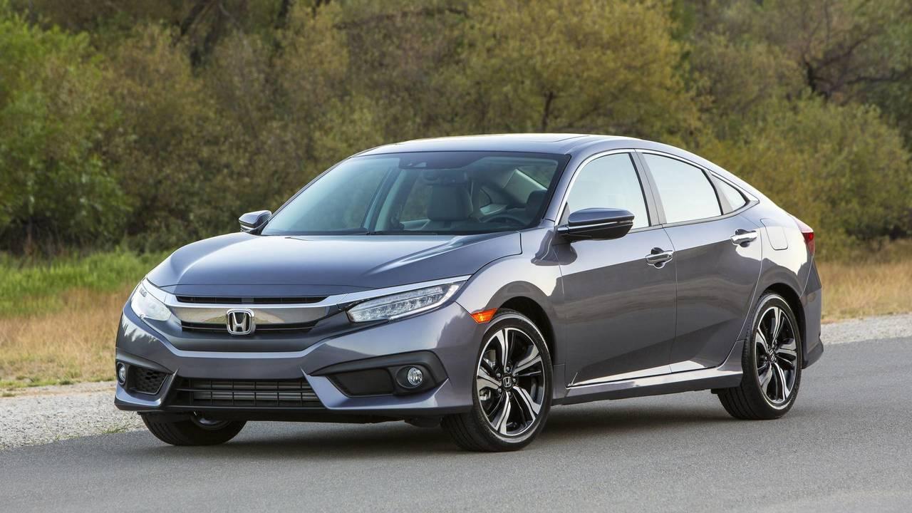 3. Honda Civic