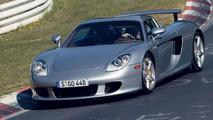 Porsche Carrera GT on Nürburgring