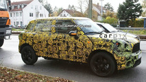 Mini Crossover First Spy Photos