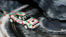 Toyota Slot Rally Great Britain