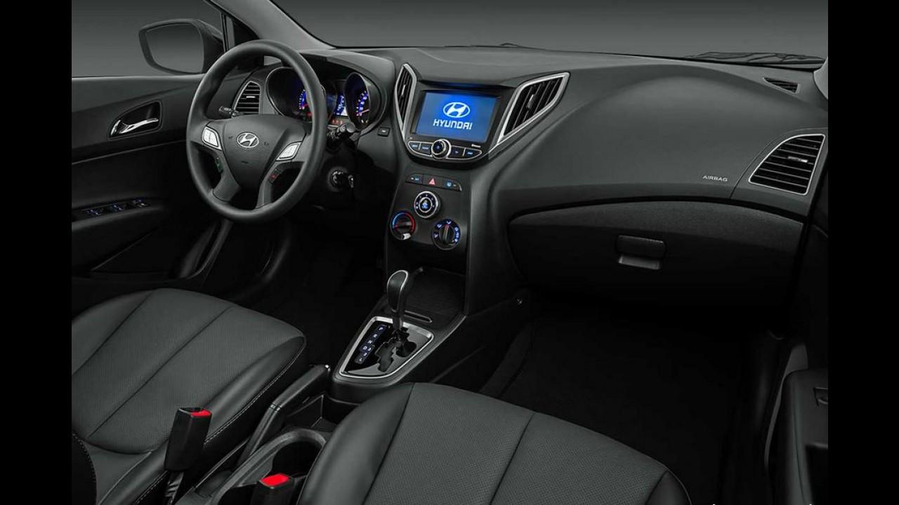 Hyundai HB20S 1.6 ganha série especial Impress por R$ 53,6 mil