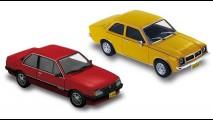 Chevette, Monza, Diplomata e cia voltam a ser vendidos! Em miniaturas...