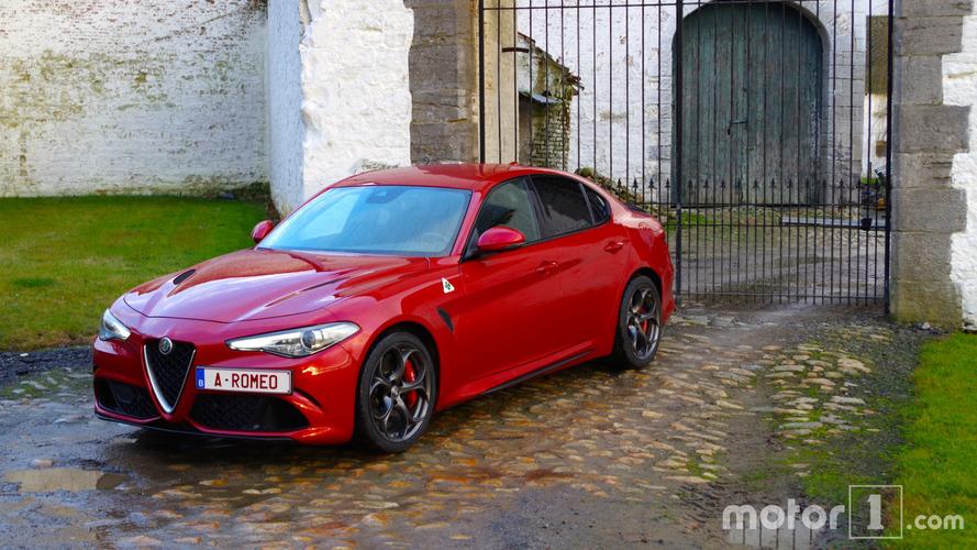 L'Alfa Romeo Giulia domine les débats en Italie