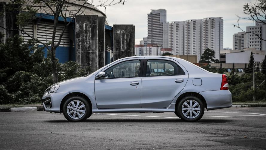 Toyota Etios começa a ser exportado para Costa Rica e Honduras