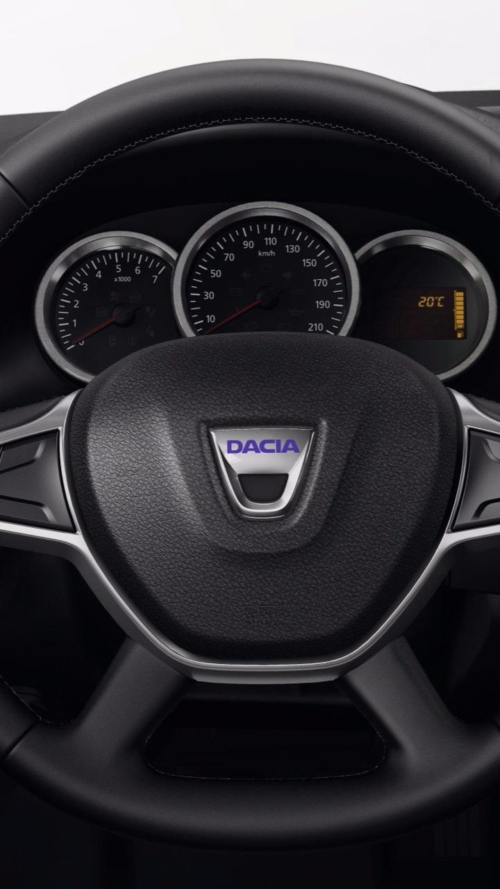 Dacia Lodgy restylé