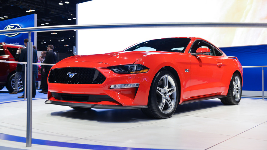 2018 Ford Mustang Fuel Economy Jumps To As Much As 32 MPG