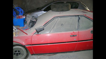1981 BMW M1 barn find