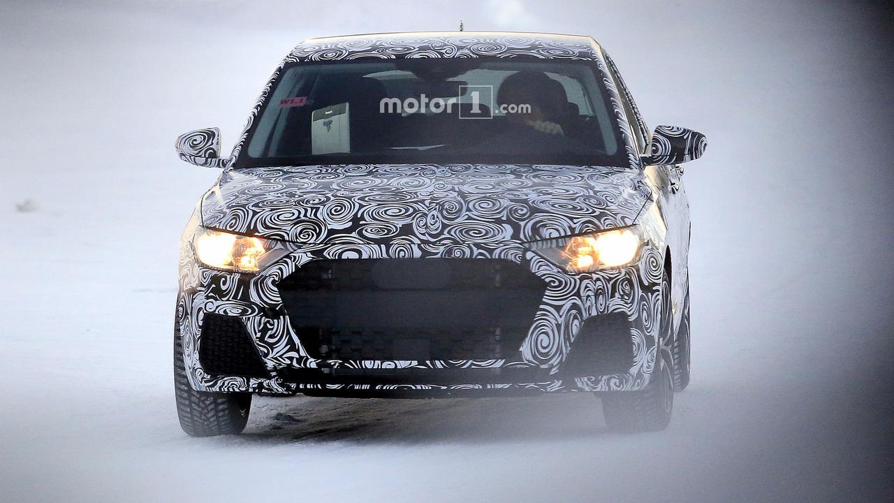 Audi A1 2018 (fotos espía)