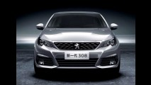 Salão de Pequim: Peugeot revela nova geração do 308 sedã (nosso 408)