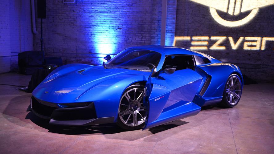 2017 Rezvani Beast Alpha, lükse rağmen özünde bir spor otomobil