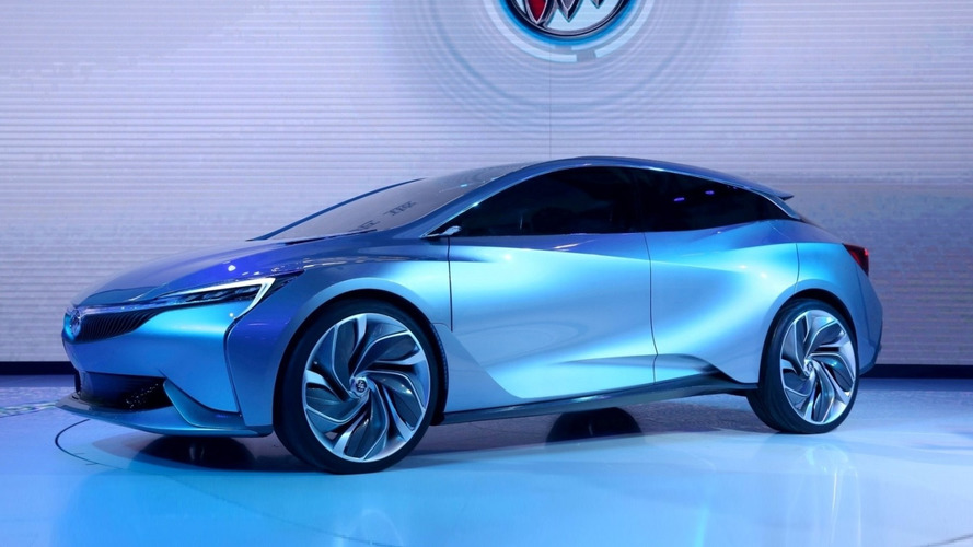 Buick Velite concept heralds electrified future