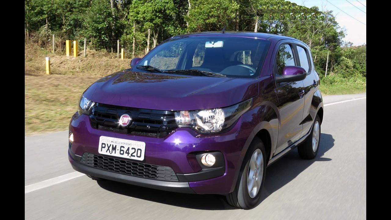 Fiat Mobi de entrada é vendido a R$ 29.990 em promoção