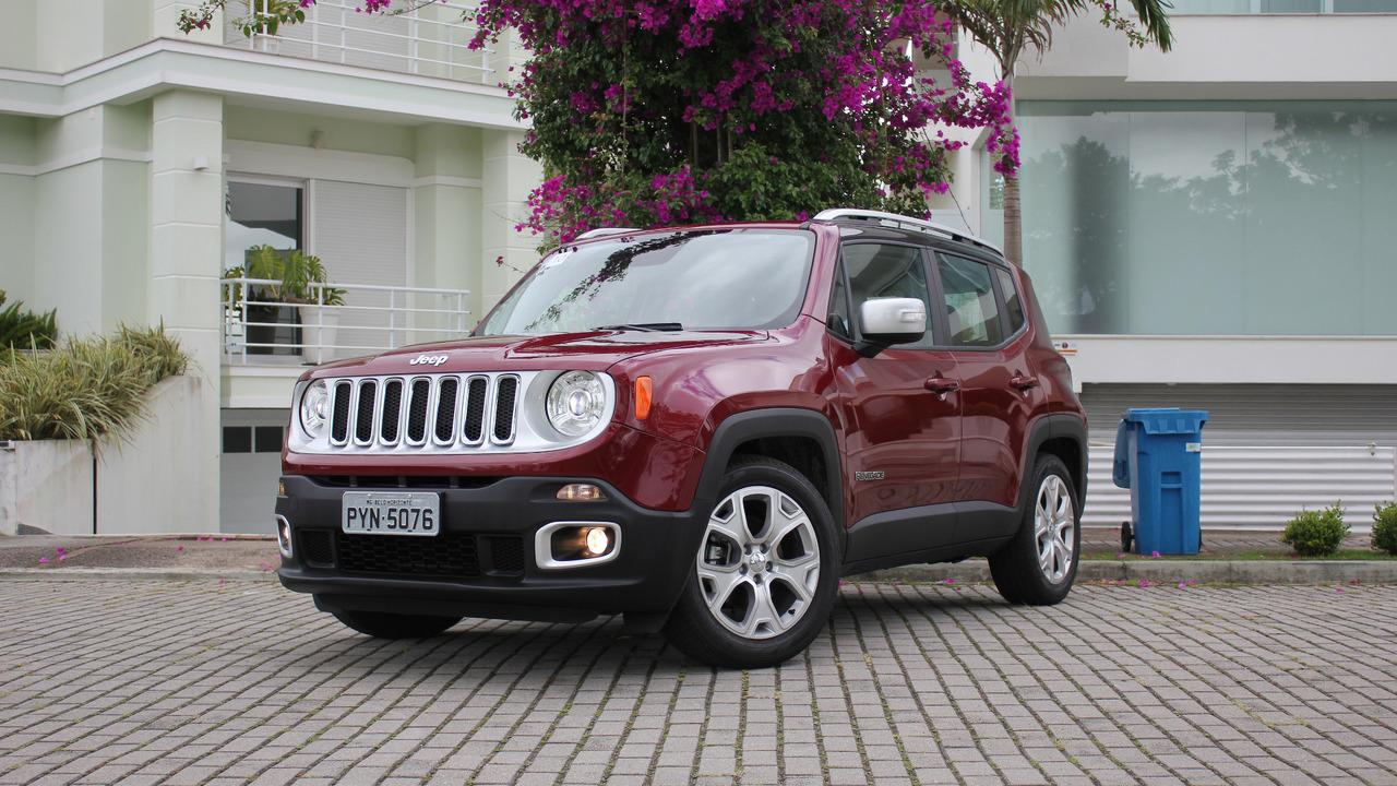 Jeep Renegade EVO Limited