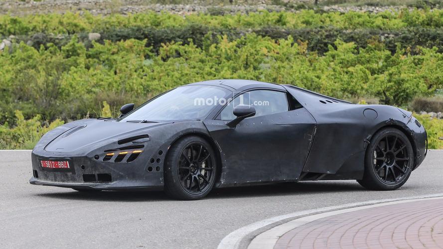 McLaren - Une surprise pour le prochain Salon de Genève ?