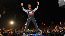 Romain Grosjean Trophée Andros