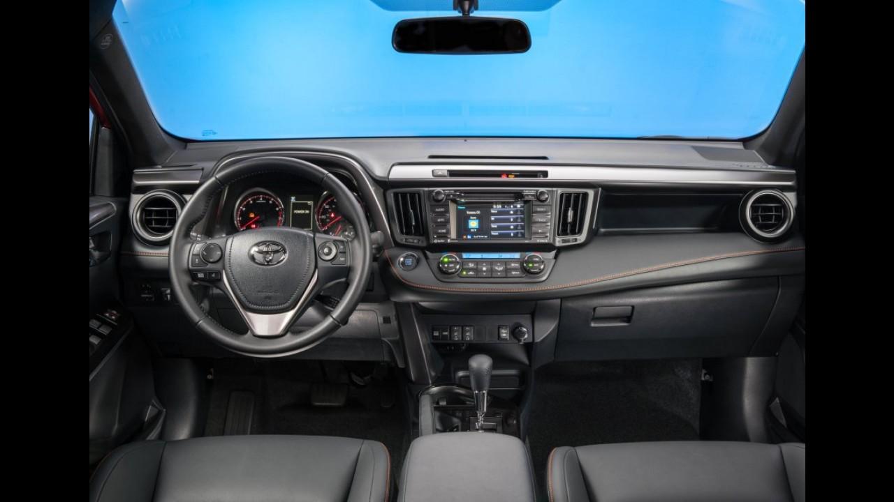 Novo Toyota RAV4 2016 é lançado no Uruguai por US$ 45.990