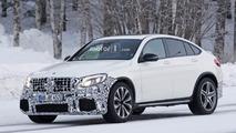 Mercedes-AMG GLC 63 Coupe spy photo