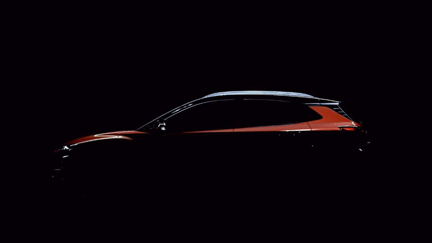 Hyundai Kona - teaser