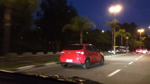 Flagra - Fiat Argo HGT em Alphaville (SP)