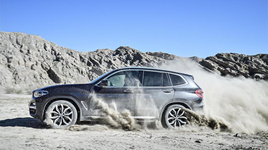 Tous les SUV de BMW seront électrifiés