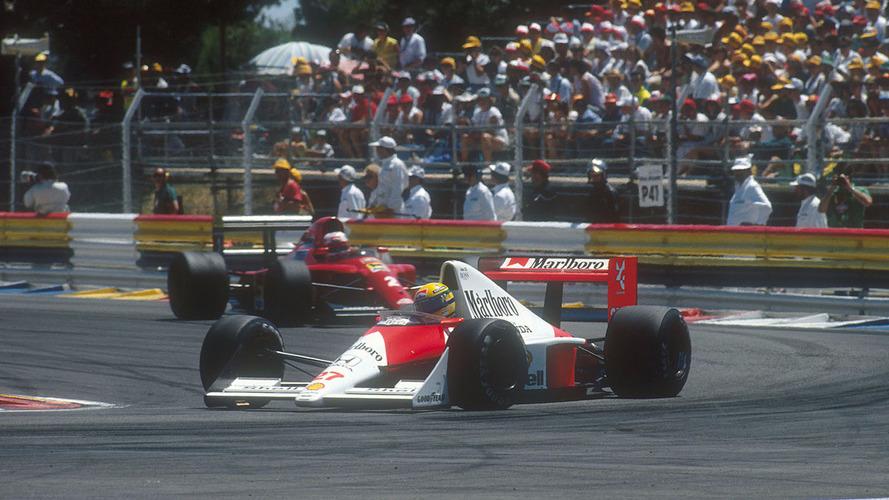 Ayrton Senna: todos los coches que pilotó en F1, en una galería de fotos