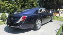 Rolls-Royce Sweptail at Villa d'Este